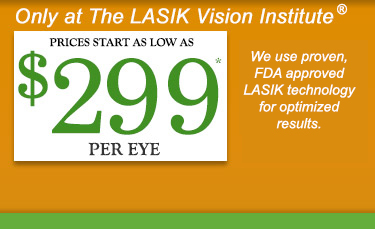 LASIK Vision Offer