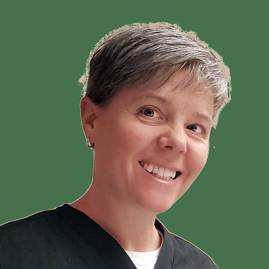 Dr. Thérèse M. Alban, M.D.
